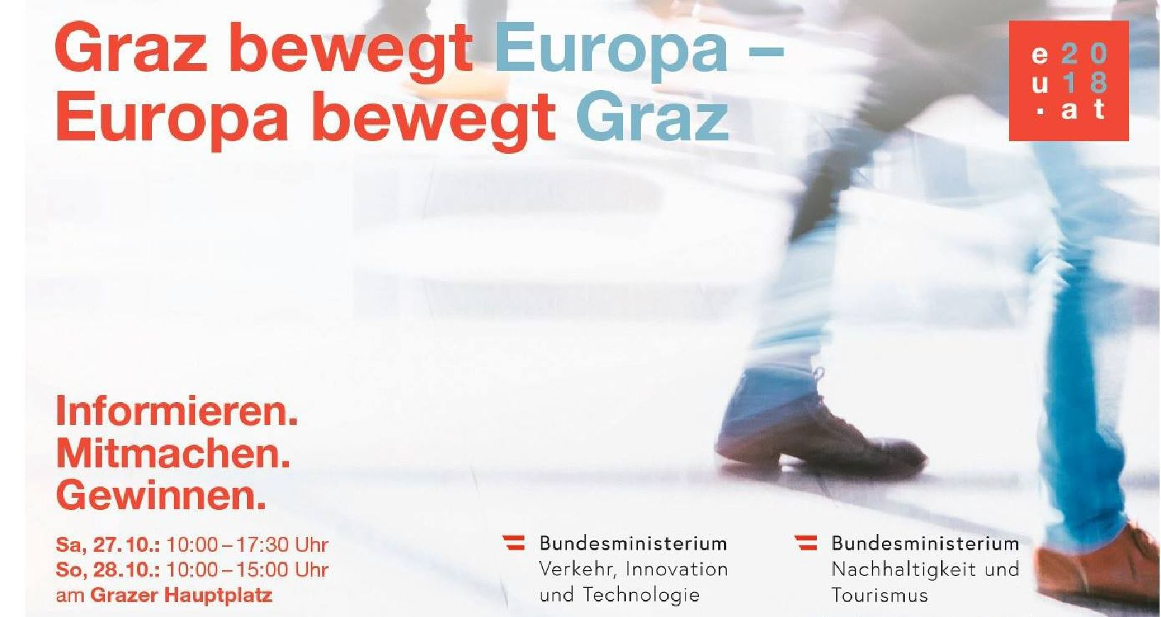 Graz moves Europe – Europe moves Graz
