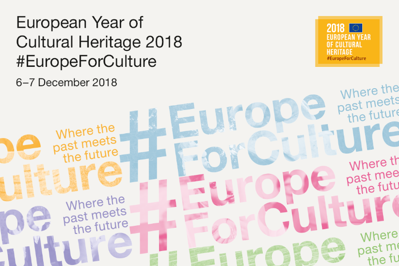 Logo European Year of Cultural Heritage 2018