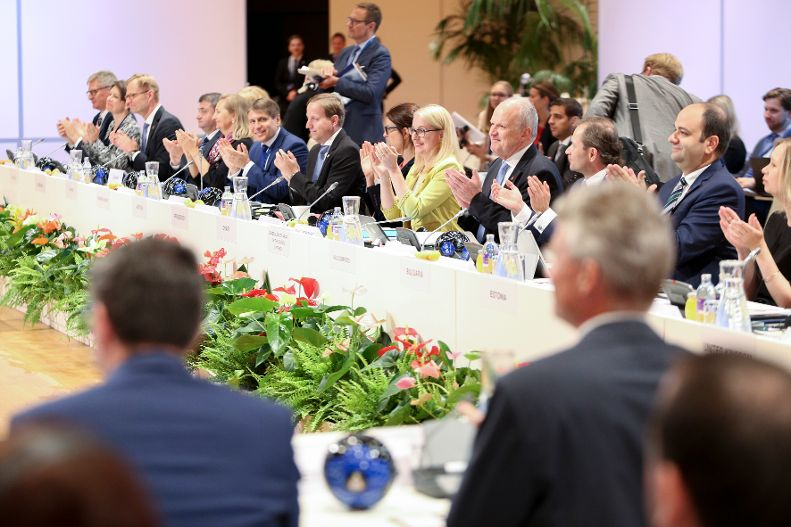 Informal meeting of competitiveness ministers (internal market and industry as well as research)