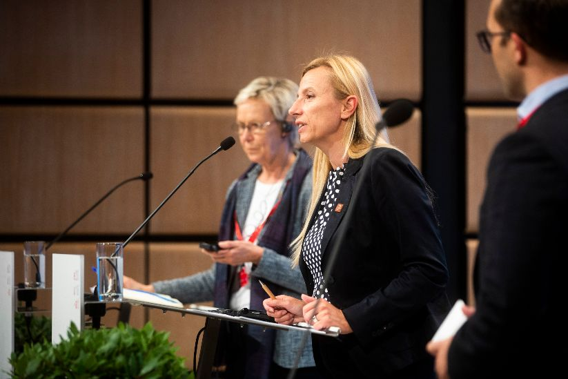 Informal meeting of gender equality ministers - Press conference