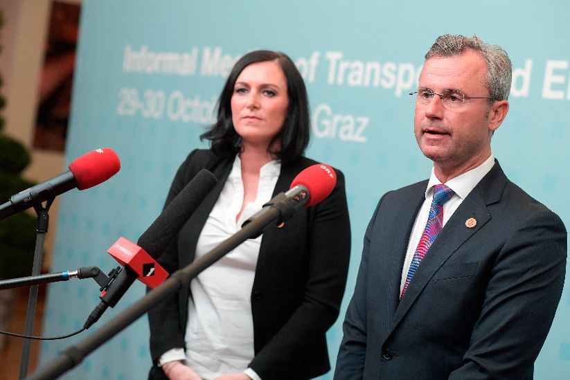 Meeting Of Environment And Transport Ministers Was Dedicated To