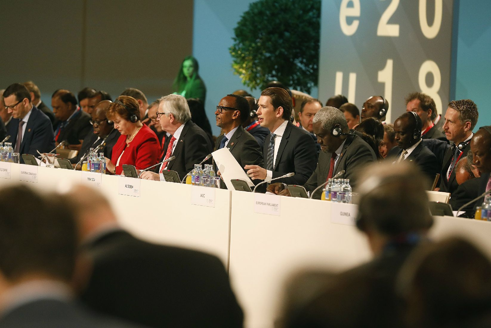 """Co-Chairs' Summary of the High-Level Forum Africa-Europe 2018: """"Taking cooperation to the digital age"""""""