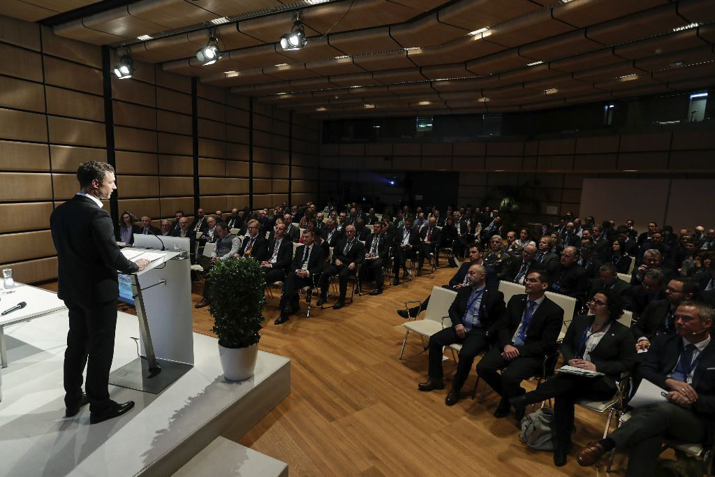 Cyber Security Conference Eu2018 At Austrian Presidency