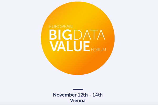 European Big Data Value Forum (EBDVF 2018) : eu2018 at Austrian